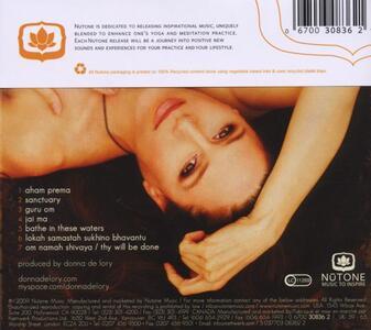 Sanctuary - CD Audio di Donna De Lory - 2
