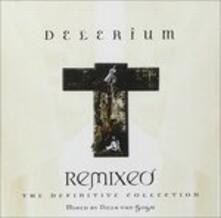 Remixed. The Definitive Collection (Import) - CD Audio di Delerium
