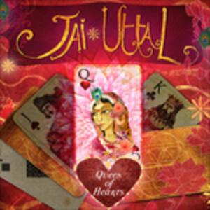 Queen of Hearts - CD Audio di Jai Uttal