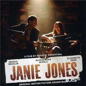 Janie Jones (Colonna Sonora) - CD Audio