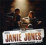 Cover CD Colonna sonora Janie Jones