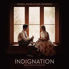 Indignation (Colonna sonora) - CD Audio