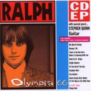 Olympia 66 - CD Audio di Ralph