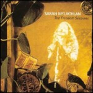 Freedom Sessions - CD Audio di Sarah McLachlan