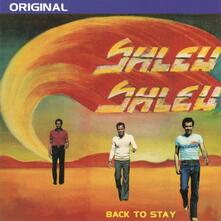 Back to Stay - CD Audio di Shleu Shleu