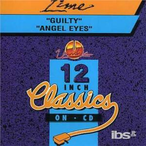 Guilty - Angel Eyes - CD Audio di Lime