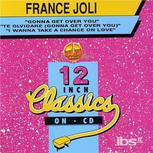 Gonna Get Over You - CD Audio Singolo di France Joli