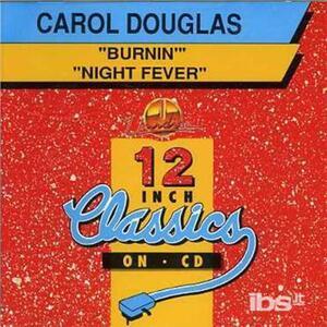 Burnin' - CD Audio Singolo di Carl Douglas