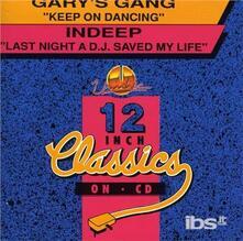 Keep on Dancin' - CD Audio Singolo di Gary's Gang
