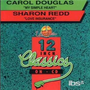 My Simple Heart - CD Audio Singolo di Carol Douglas