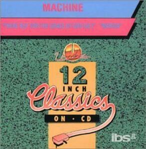 There but for the Grace - CD Audio Singolo di Machine