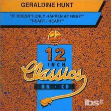 It Doesn't Only Happen - CD Audio Singolo di Geraldine Hunt