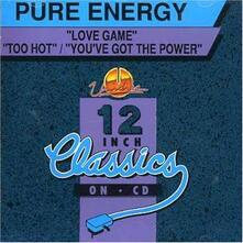 Love Game - CD Audio Singolo di Pure Energy