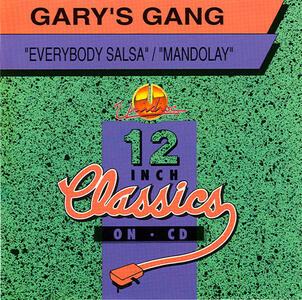 Everybody Salsa - CD Audio Singolo di Gary's Gang