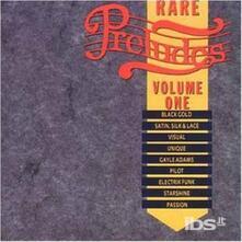 Rare Preludes vol.1 - CD Audio