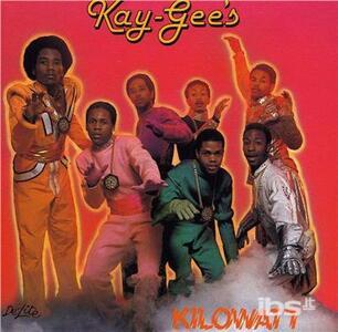 Kilowatt - CD Audio di Kay-Gees