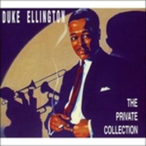 His Private Collection vols. 1-5 - CD Audio di Duke Ellington