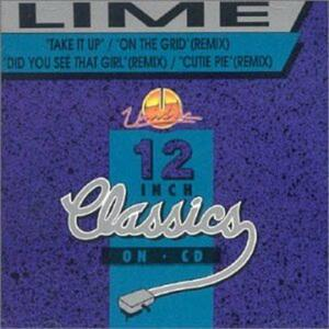 Take it Up - CD Audio Singolo di Lime