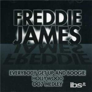 Everybody Get Up And.. - CD Audio Singolo di Freddie James