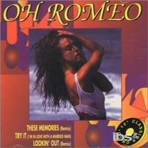 These Memories - CD Audio di Oh Romeo