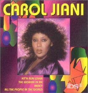 Hit 'n Run Lover - CD Audio Singolo di Carol Jiani