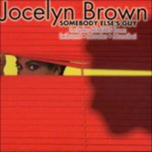 Somebody Else's Guy - CD Audio Singolo di Jocelyn Brown