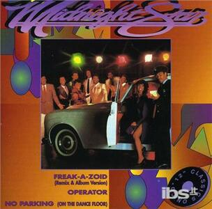 Freak a Zoid - CD Audio Singolo di Midnight Star