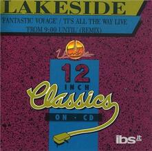 Fantastic Voyage - CD Audio Singolo di Lakeside