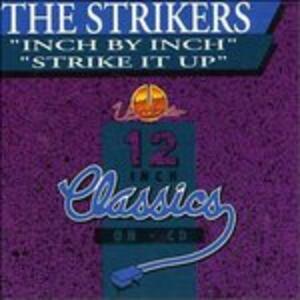 Inch By Inch - CD Audio Singolo di Strikers