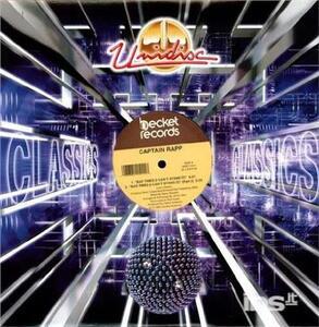 Bad Times - Rock the Beat - Vinile LP di Captain Rapp