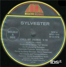 Call Me/Good Feeling - Vinile LP di Sylvester
