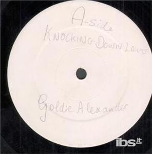 Knocking Down Love - Vinile LP di Goldie Alexander
