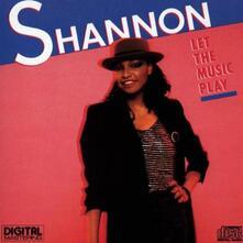 Let The Music Play - Vinile LP di Shannon