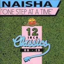 One Step at a Time - CD Audio Singolo di Naisha