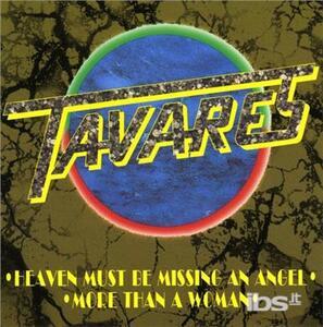 Heaven Must be - CD Audio Singolo di Tavares