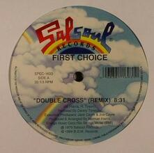 Double Cross - Vinile LP di First Choice