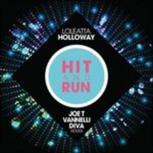 Hit and Run - CD Audio Singolo di Loleatta Holloway