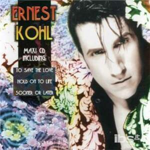 To Save The Love - CD Audio Singolo di Ernest Kohl