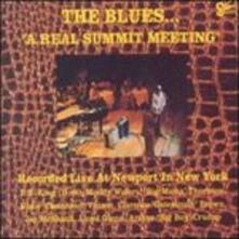 Blues. a Real Summit Meeting - CD Audio
