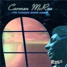 I'm Coming Home Again - CD Audio di Carmen McRae