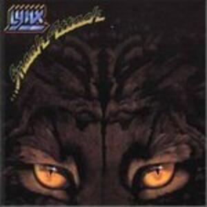 Sneak Attack - CD Audio di Lynx
