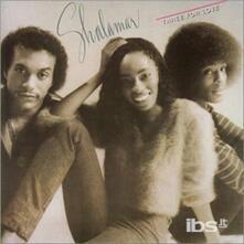 Three for Love - CD Audio di Shalamar
