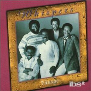 Vintage Whispers. Best of - CD Audio di Whispers