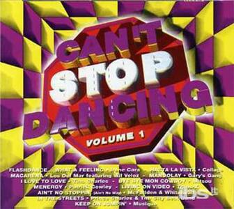 Can't Stop Dancing 1 - CD Audio