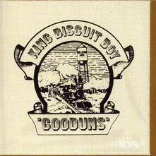 Gooduns - CD Audio di King Biscuit Boy