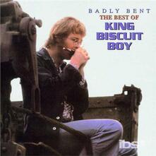 Badly Bent - CD Audio di King Biscuit Boy