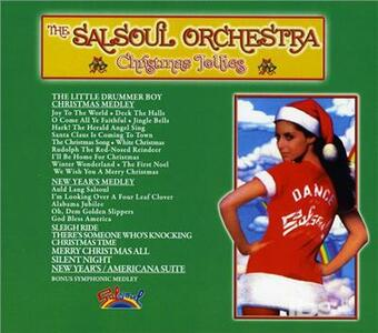 Christmas Jollies - CD Audio di Salsoul Orchestra