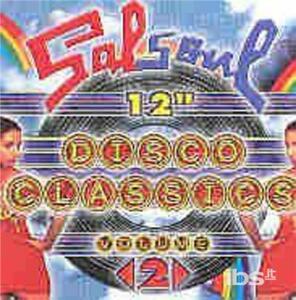 Salsoul 12' Disco 2 - CD Audio