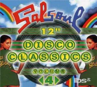 Salsoul 12' Disco 4 - CD Audio