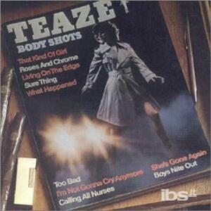 Body Shots - CD Audio di Teaze